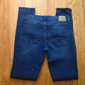 Sz 2 LUCKY BRAND Brooklyn Skinny jeans, dark blue